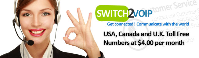 USA Toll Free Number