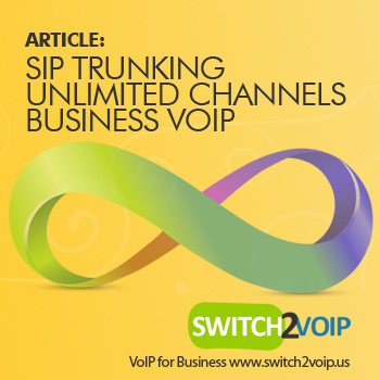 Sip Trunking With Unlimited Channels