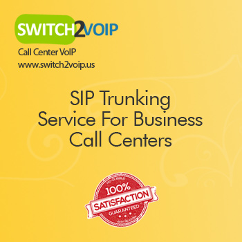 Sip trunking service for business