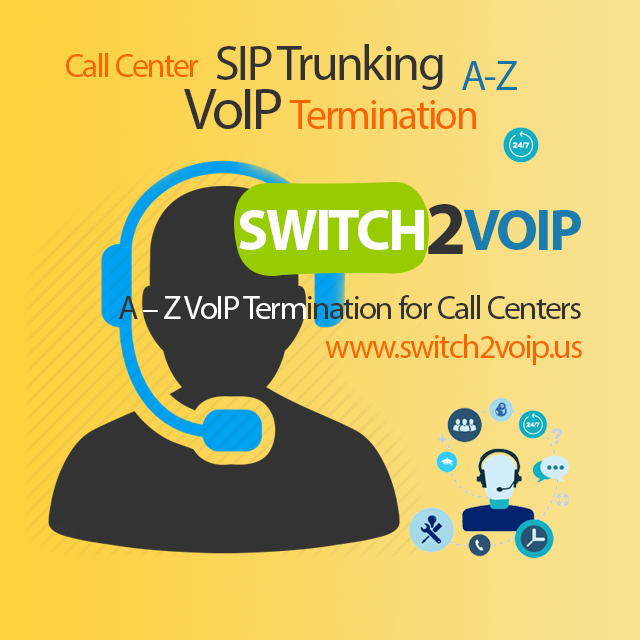 A-z voip termination for call centers