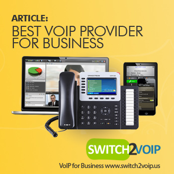 Best VoIP Provider For Business