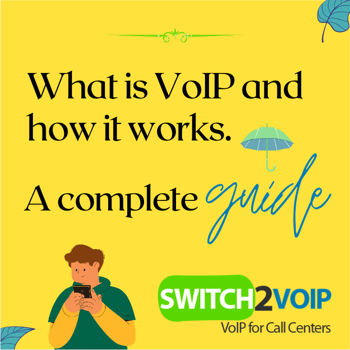 What is voip and how it works a complete guide