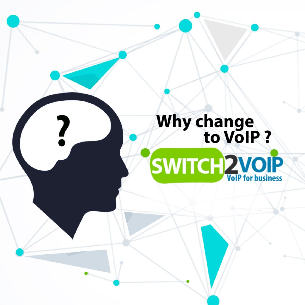 Why change to voip?