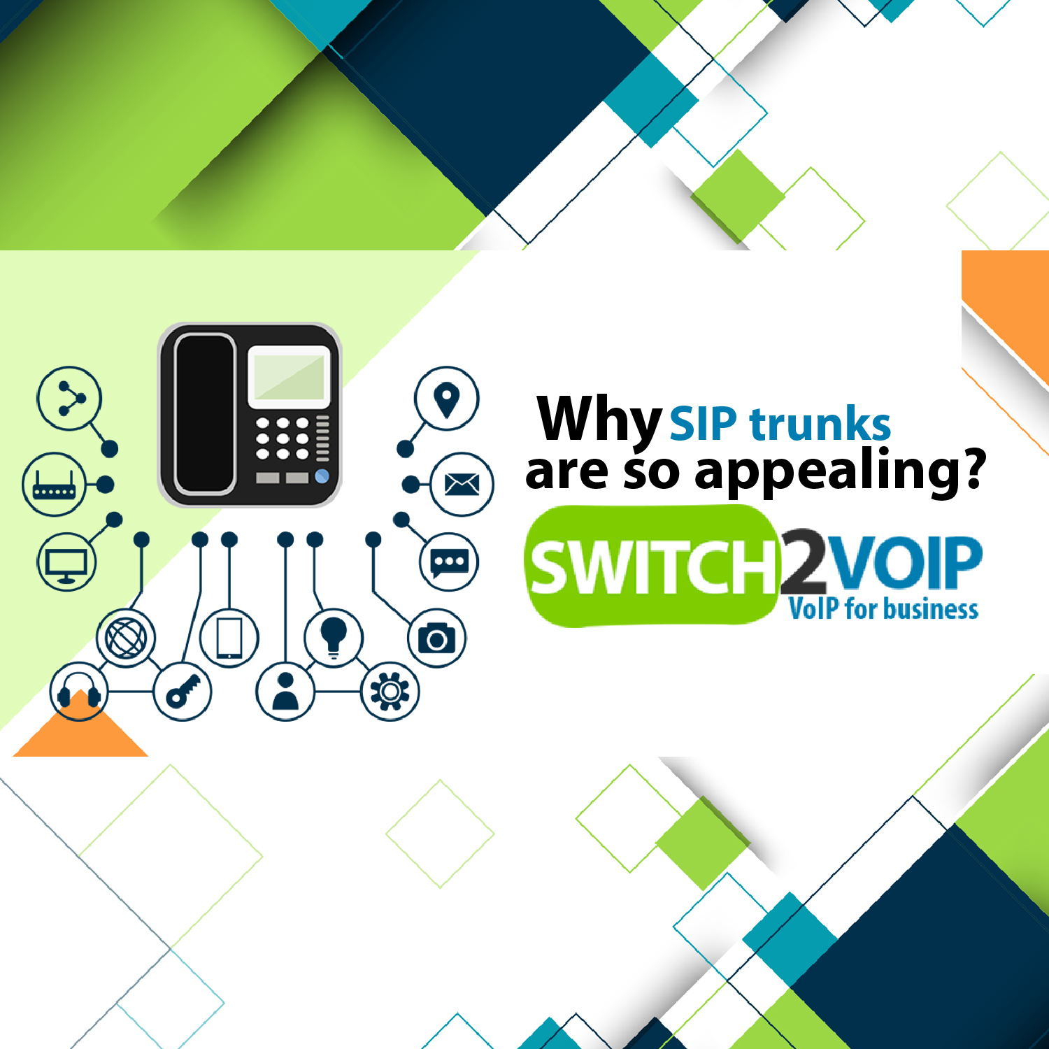 What is sip trunking and why is the best voip option