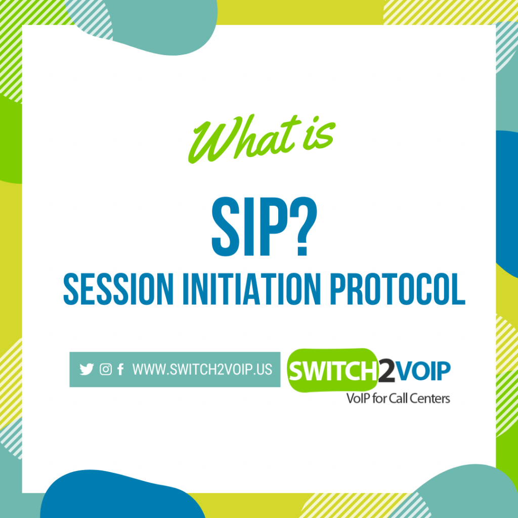 What is sip session initiation protocol