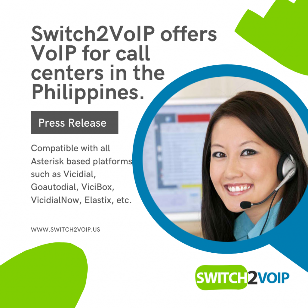 Voip for call centers in philippines