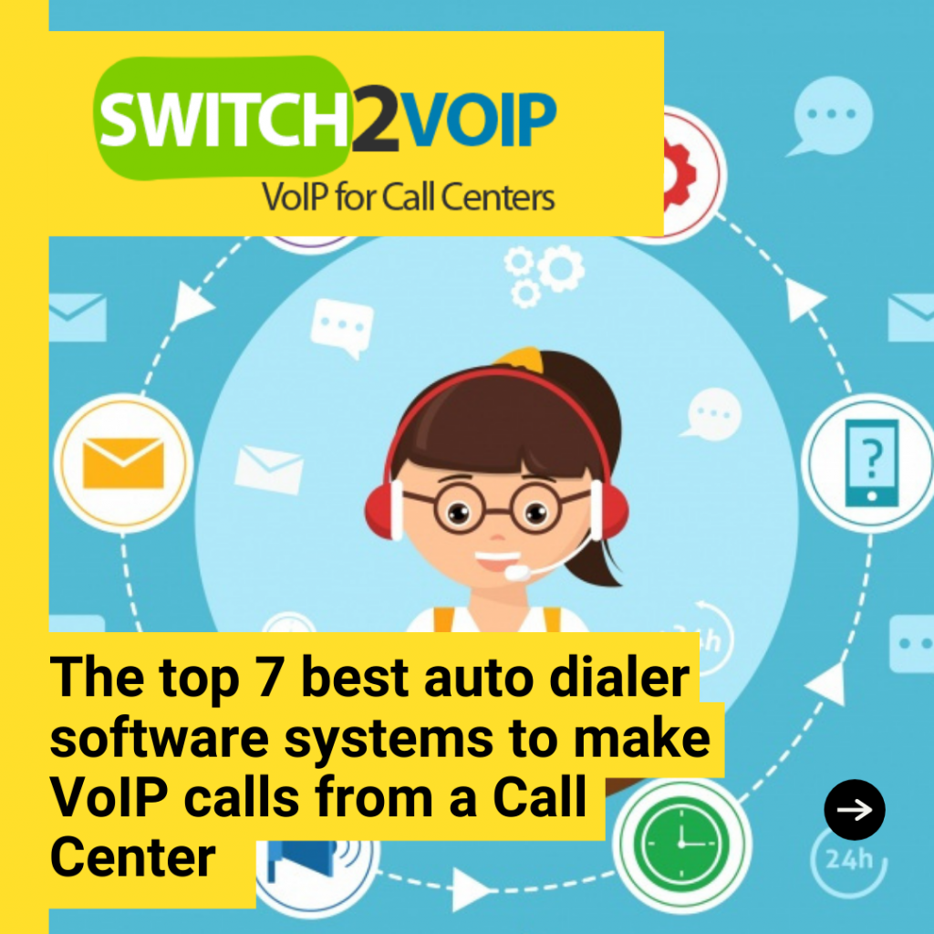 Best auto dialers for call centers