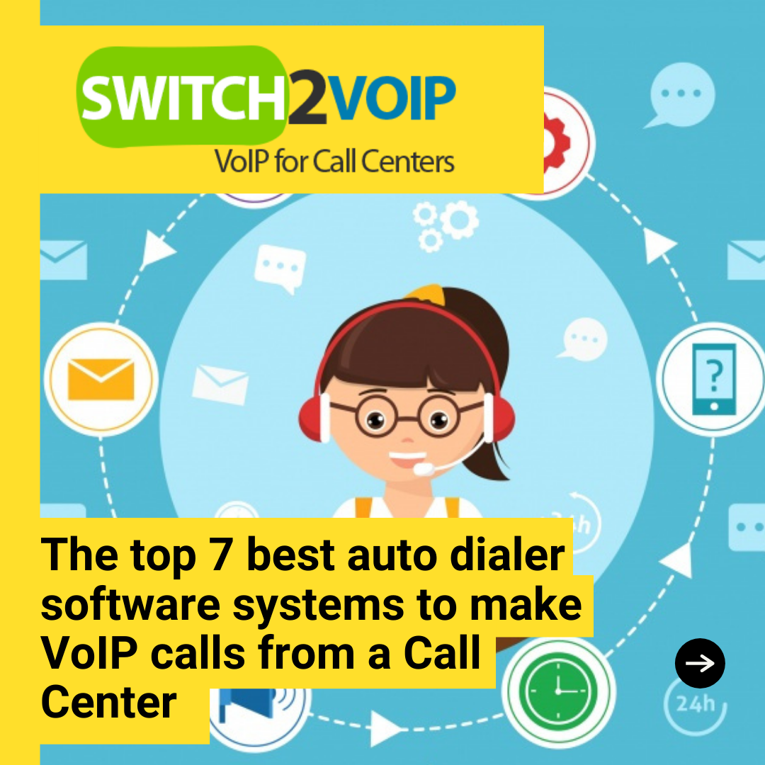Best auto dialer for call centers