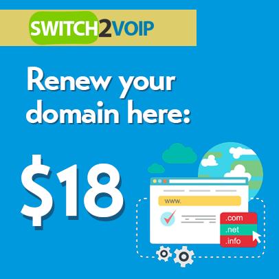 Domain renewal registration