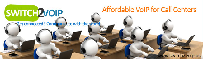 Voip for call centers