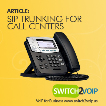 SIP Trunking for Call Centers
