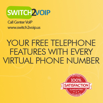 Virtual Phone Number Free Calling Features