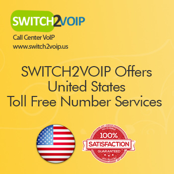 United States Toll Free Number Provider