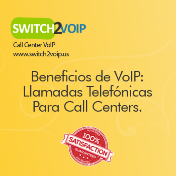 Telefonía IP para VoIP Call Centers