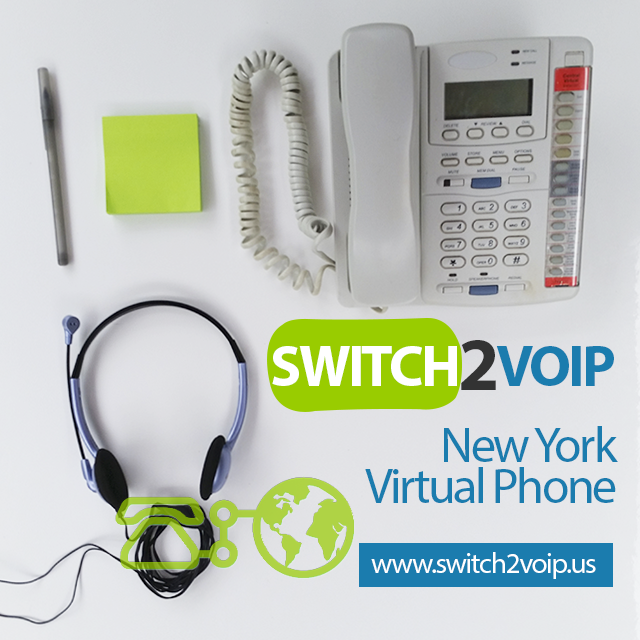 New York Virtual VoIP Phone Number