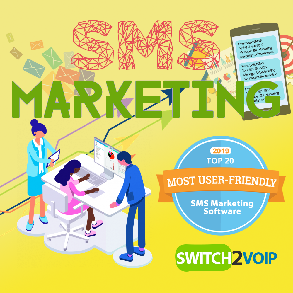 Bulk SMS Credits – Switch2VoIP